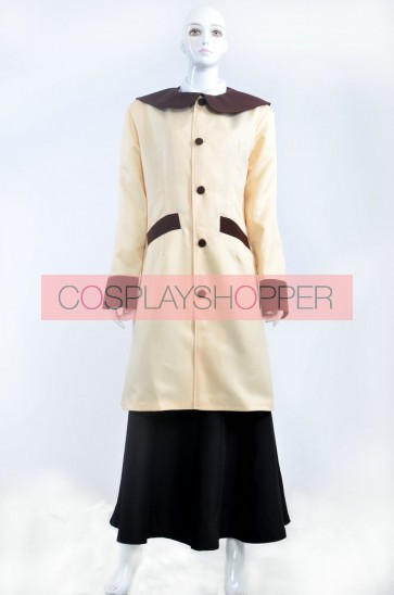 R.O.D Read or Die Yomiko Readman Cosplay Costume