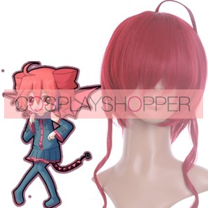 Red 90cm Vocaloid Kasane Teto Nylon Cosplay Wig