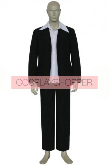 Final Fantasy VII 7 Reno Cosplay Costume