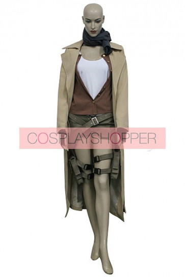 Resident Evil Alice Cosplay Costume