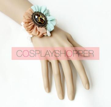 Retro Concise Lady Lolita Wrist Strap