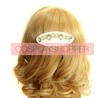 Retro Lace Lady Girls Lolita Hairpin