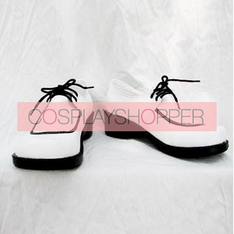 Rosario + Vampire Mizore Shirayuki Cosplay Shoes