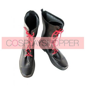 Rozen Maiden Kanaria Imitated Leather Cosplay Boots