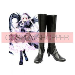 Rozen Maiden Mercury Lampe Cosplay Boots