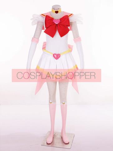 Sailor Moon SuperS Sailor Chibi Moon Cosplay Costume