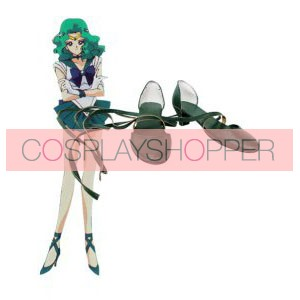 Sailor Moon Imitation Leather Cosplay Shoes