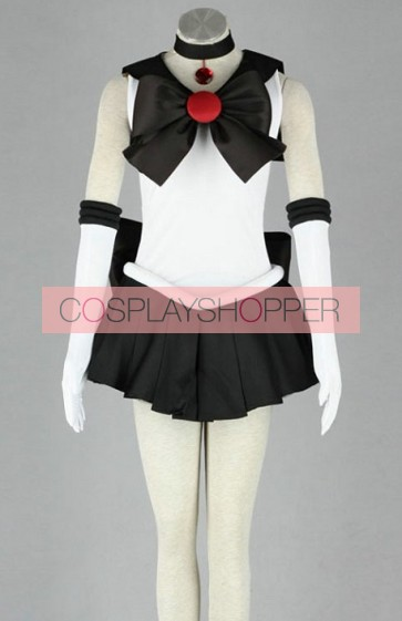 Sailor Moon Meiou Setsuna Dress Cosplay Costume