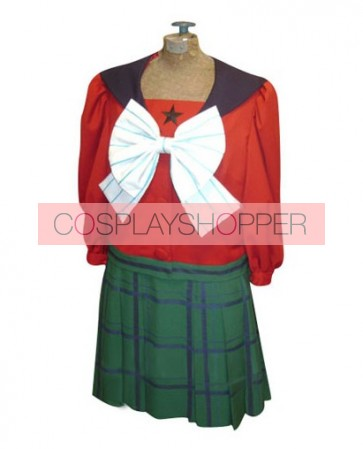 Sailor Moon Sailor Neptune Kaioh Michiru Cosplay Costume