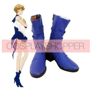Sailor Moon Sailor Uranus Cosplay Boots