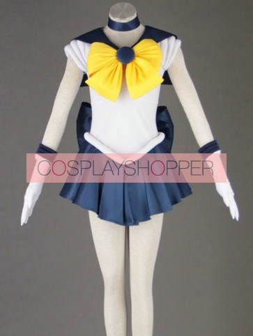 Sailor Moon Sailor Uranus Tenoh Haruka Cosplay Costume