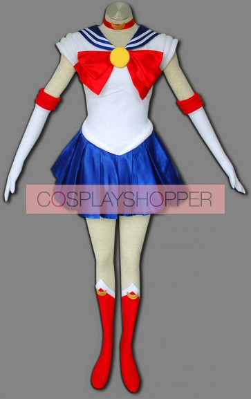 Sailor Moon Serena Tsukino Cosplay Costume