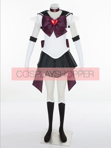Sailor Moon SuperS Sailor Pluto Meiou Setsuna Cosplay Costume