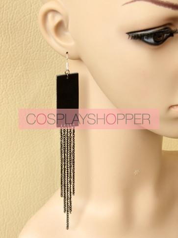 Sexy Handmade Lady Lolita Earrings