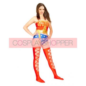 Sexy Lycra Spandex Superhero Zentai Suit