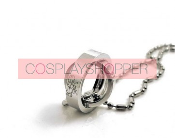 Shugo Chara! Alloy Cosplay Necklace