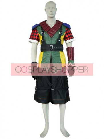Final Fantasy X-2 Shuyin Cosplay Costume