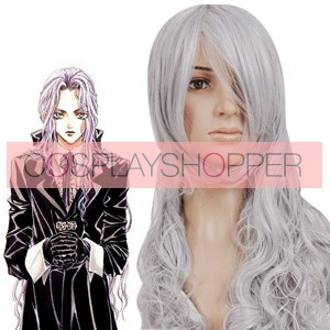 Silver 90cm Angel Sanctuary Rosiel Cosplay Wig