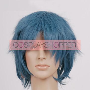Sky Blue Cosplay Wig