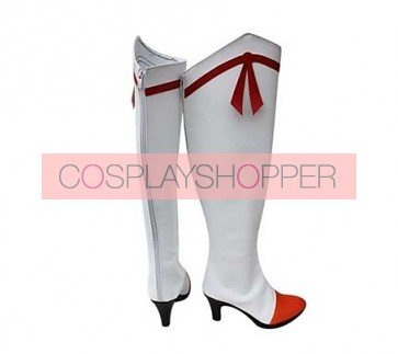 Smile PreCure! Akane Hino Cure Sunny Cosplay Boots