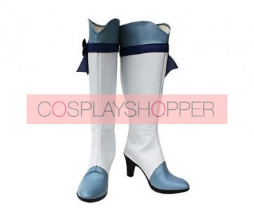 Smile PreCure! Reika Aoki Cure Beauty Cosplay Boots