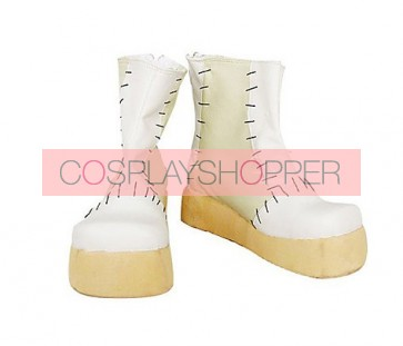 Soul Eater Franken Stein Imitation Leather Cosplay Boots