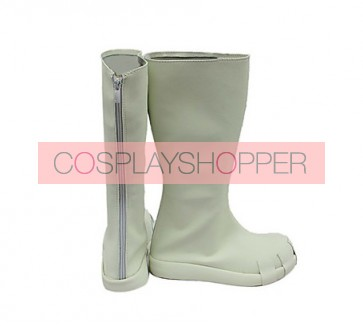Soul Eater Tsubaki Nakatsukasa Cosplay Boots