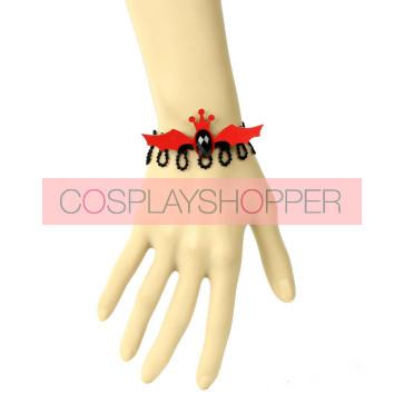 Special Bat Lady Handmade Lolita Wrist Strap