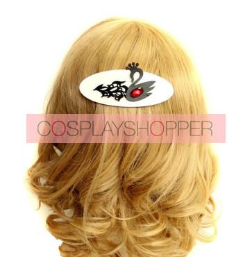 Special Black Swan Lady Lolita Hairpin
