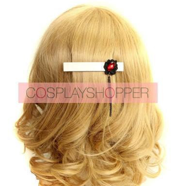Special Floral Girls Handmade Lolita Hairpin