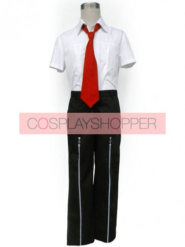 Starry Sky Seigatsu Academy Boys Red Tie Summer Uniform