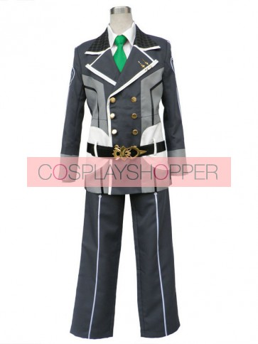 Starry Sky Seigatsu Academy Boys Winter Uniform Cosplay Costume