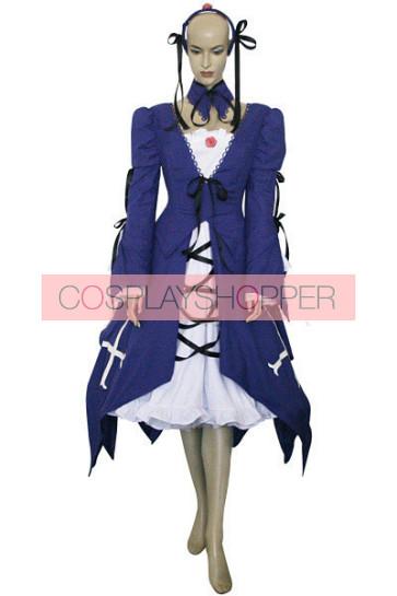 Rozen Maiden Suigintou Cosplay Costume