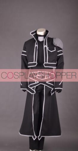 Sword Art Online Kirito ALfheim Online Cosplay Costume