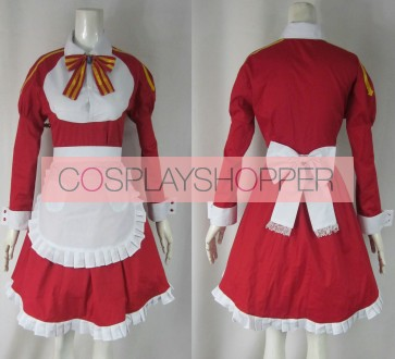 Sword Art Online Rika Shinozaki Cosplay Costume