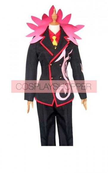 Tales of The Abyss Dist the Reaper Cosplay Costume