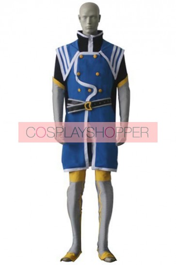 Tales of The Abyss Jade Curtiss Cosplay Costume
