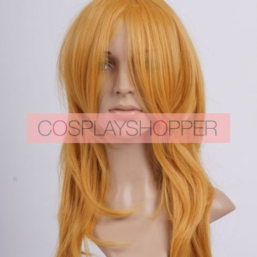 Taro Purole Long Curly Cosplay Wig