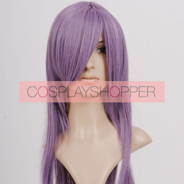 Taro Purrle Long Straight Cosplay Wig