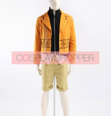 The Future Diary Amano Yukiteru Cosplay Costume