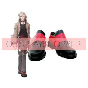 The Legend of Heroes Sora no Kiseki Leonhardt Cosplay Shoes