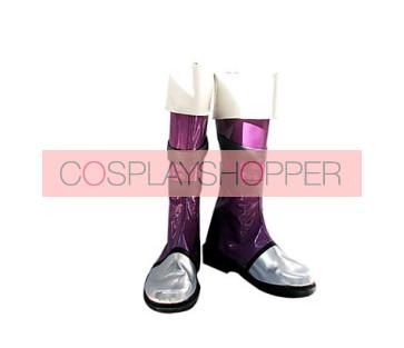 The Legend of Heroes Sora No Kiseki Muller Vander Cosplay Boots