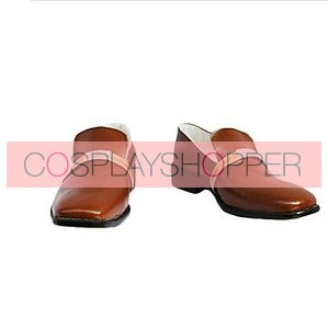 The Legend of Heroes Sora no Kiseki Walter Cosplay Shoes