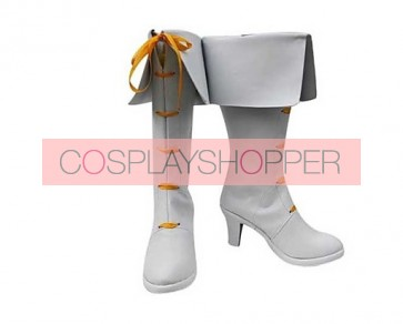 The Legend of Heroes Zero No Kiseki Ellie MacDowell Cosplay Boots
