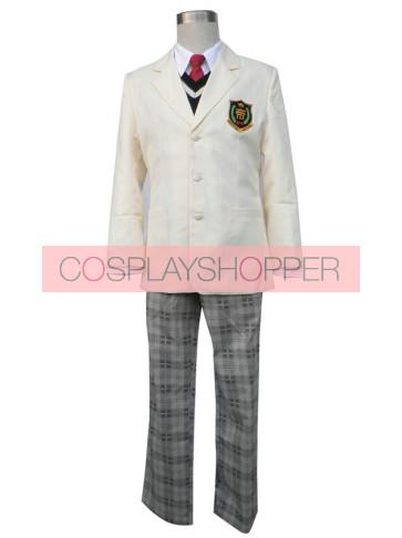 The Prince Of Tennis Hyotei School Uniform