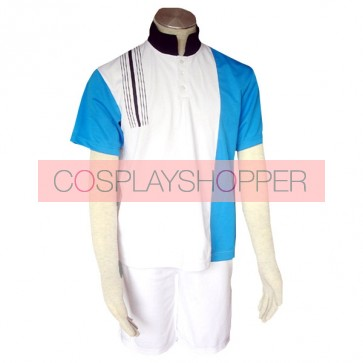 The Prince of Tennis Hyotei Summer Cosplay Costume