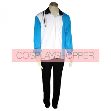 The Prince of Tennis Hyotei Winter Cosplay Costume