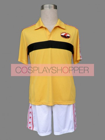 The Prince Of Tennis Rikkai High School Summer Uniform