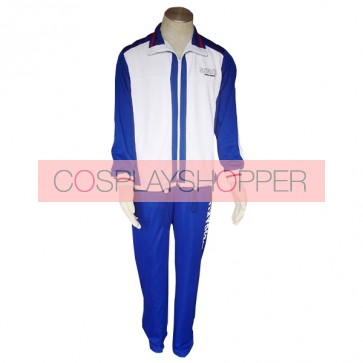 The Prince of Tennis Seigaku Winter Tennis Uniform