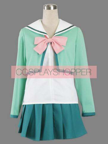 The Prince Of Tennis Seigaku School Girls Uniform